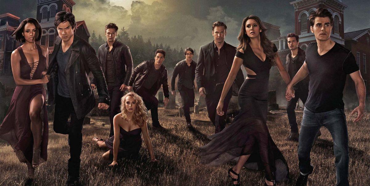 The Vampire Diaries creator announces new vampire TV show