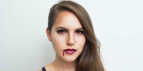 easy vampire makeup tutorial for halloween how to do vampire makeup