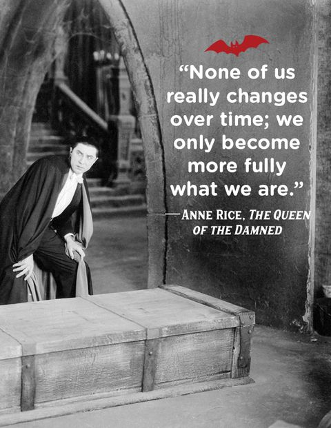 vampire quote from the queen of the damned by anne rice