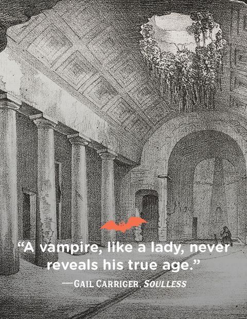 vampire quote from soulless by gail carriger