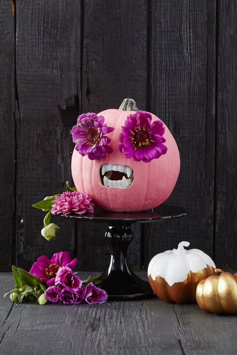 17 Pumpkin Faces To Carve Paint Or Decorate For Halloween 2019