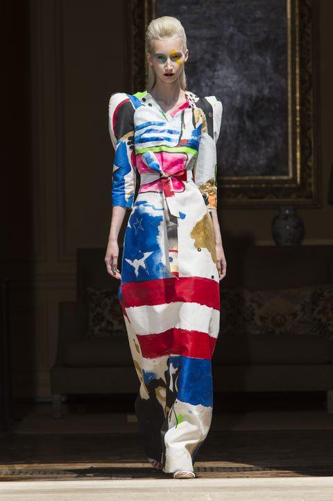 Ronald van der Kemp Couture Herfst 2019 in Parijs