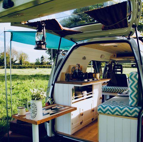 Camper Van Tiny House