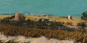 Los cuadros de Van Gogh han cobrado vida en este cortometraje de Maciek Janicki