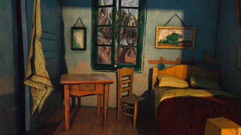 Los Cuadros De Van Gogh Han Cobrado Vida En Este