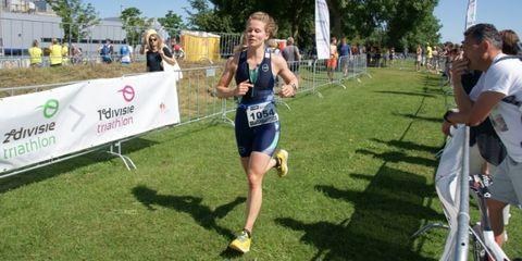 Hardlopen triathlon