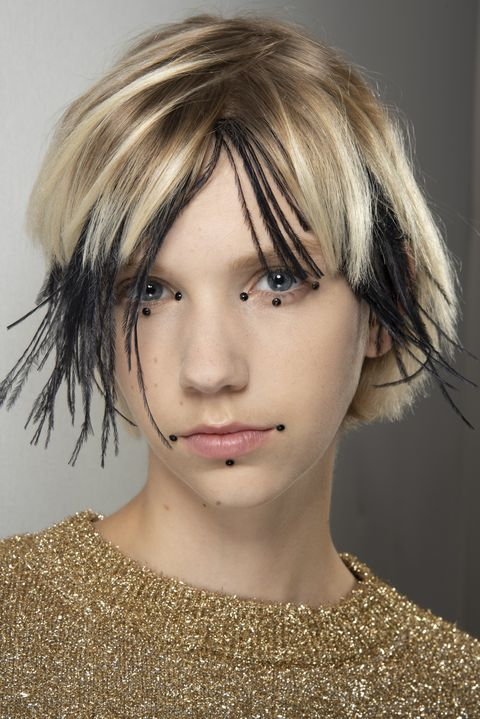 Spring Summer 2020 Hair Trends.Spring Hair Trends For 2020 Best Ss20 Runway Hairstyle Trends