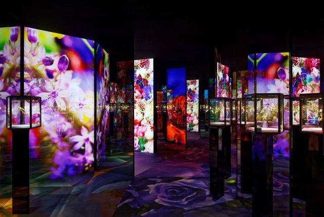 van cleef arpels florae exhibition