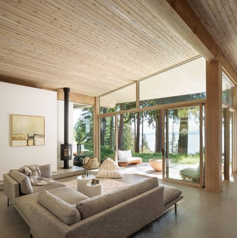 vancouver cabin home by frits architects