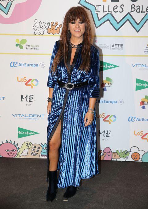 vanesa martín en los 40 music awards