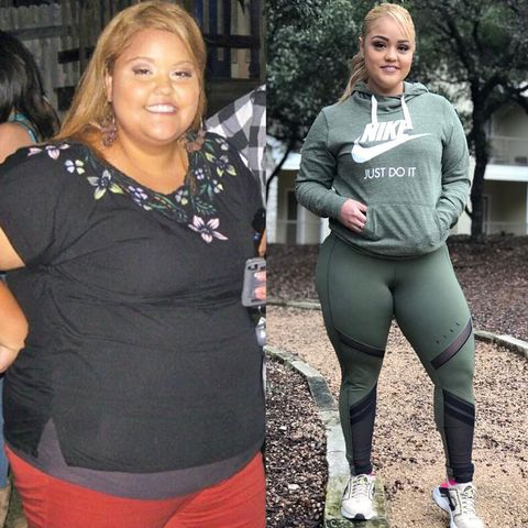 vanessa flores weight loss success story