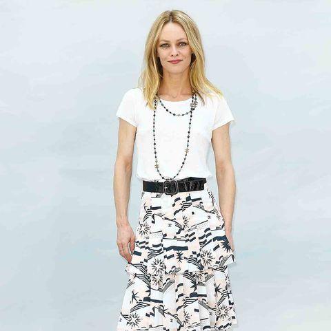 Vanessa Paradis imagen de Chanel