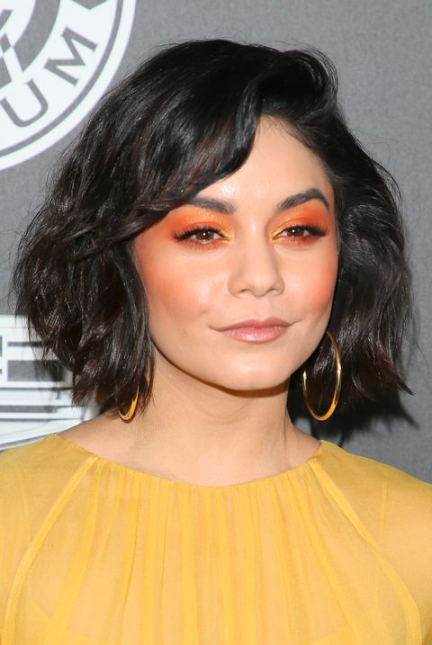 pretty easy hair styles 35 best hairstyles with bangs photos of 2963 | vanessa hudgens haircut with bangs 1532376569.jpg?crop=0.826xw:1.00xh;0
