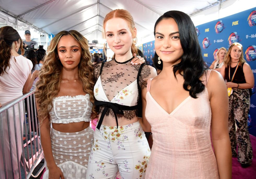 All the Best Looks From the 2018 Teen Choice Awards