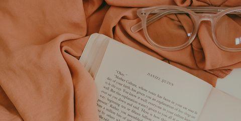 Eyewear, Glasses, Text, Peach, Font, Hand, Beige, Paper,