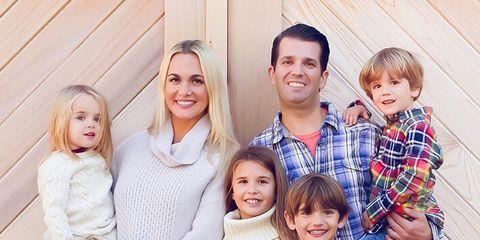 vanessa trump donald trump jr family