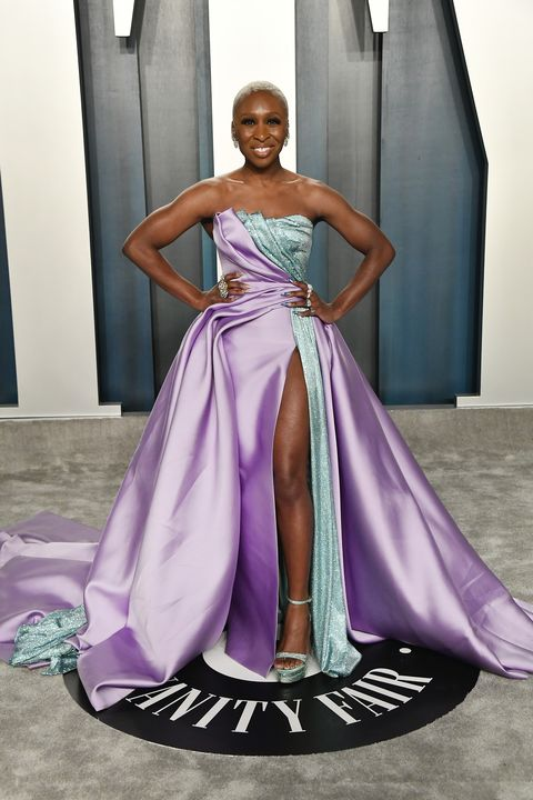 Vanity Fair Oscar Party looks: Cynthia Erivo