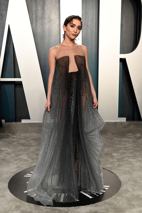 Vanity Fair Oscar Party looks: Rowan Blanchard