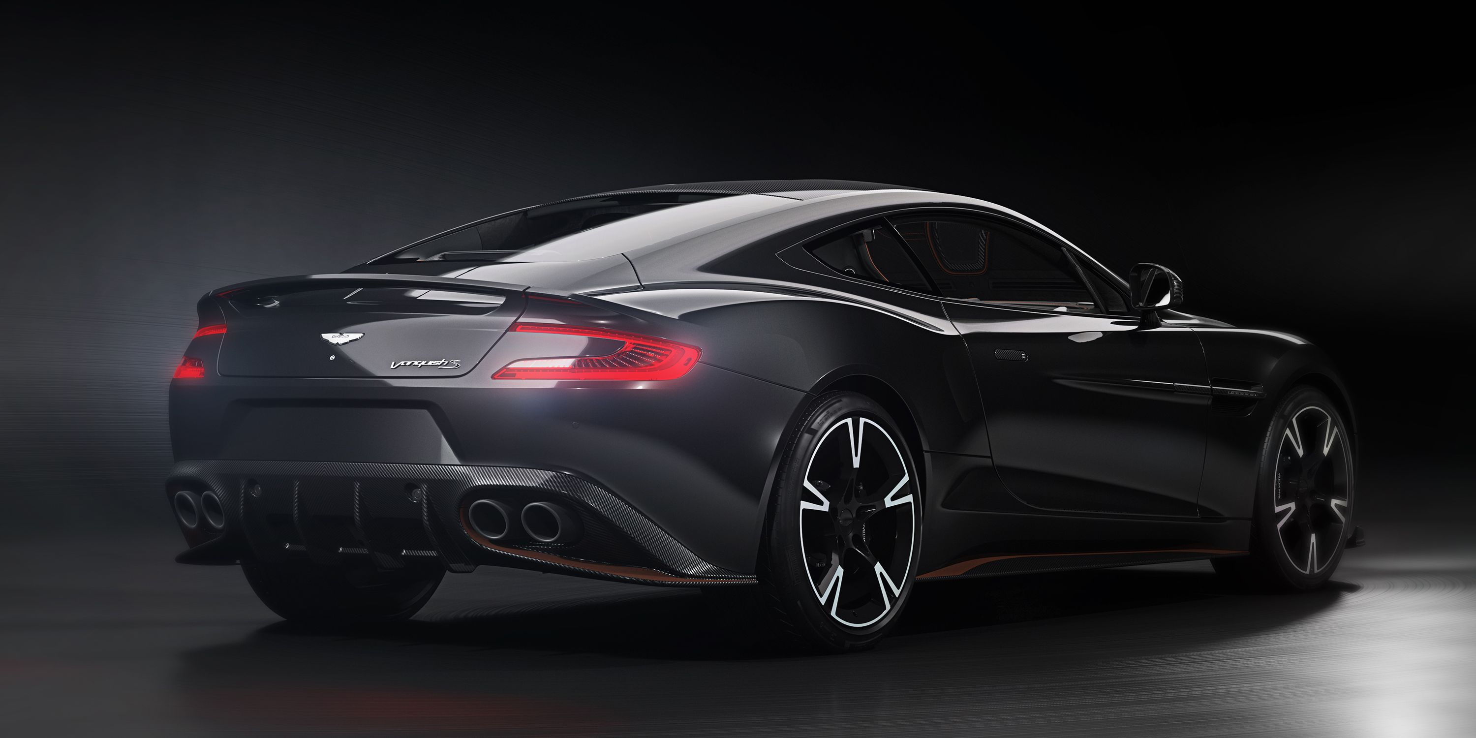 this is the end of the line for the current aston martin vanquish