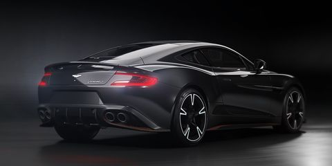 This Is The End Of The Line For The Current Aston Martin Vanquish - Aston martin vanquish s
