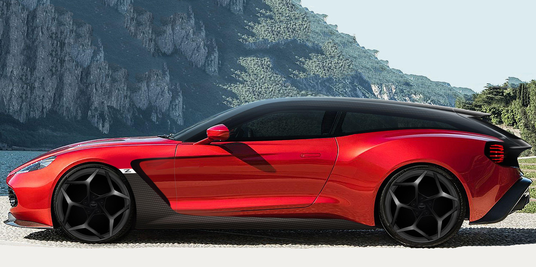 Aston Martin Will Build A Vanquish Zagato Speedster And Shooting Brake