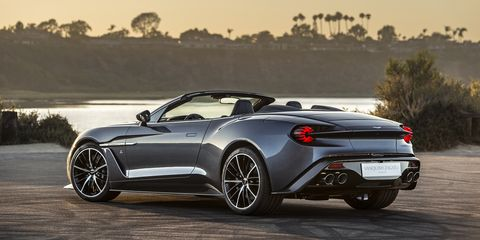Limited-Edition Cars Are Making Aston Martin a Ton of Money