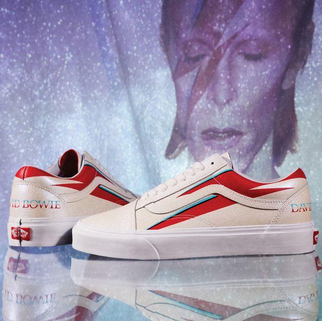 18787f3b44653 Vans x David Bowie Sneakers - Vans David Bowie Collaboration Collection