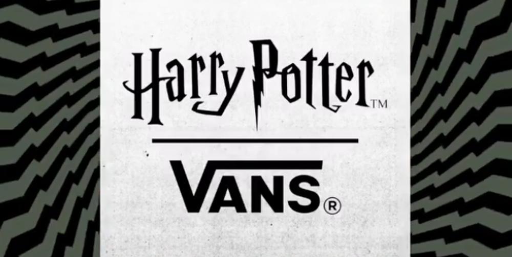 Vans e Harry Potter insieme in una nuova collezione