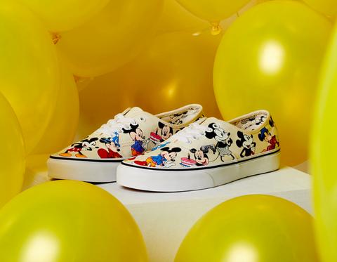 Vans Disney e Vans Nasa, le nuove collaborazioni 2018 del brand