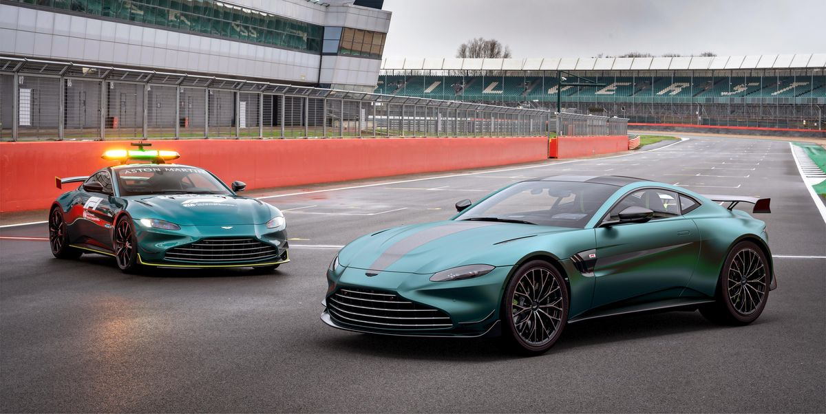 The Aston Martin Vantage F1 Edition Is The Take Home Safety Car