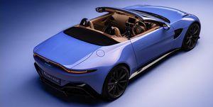 2020 Aston Martin Vantage Does 7 43 9 Nurburgring Lap Time