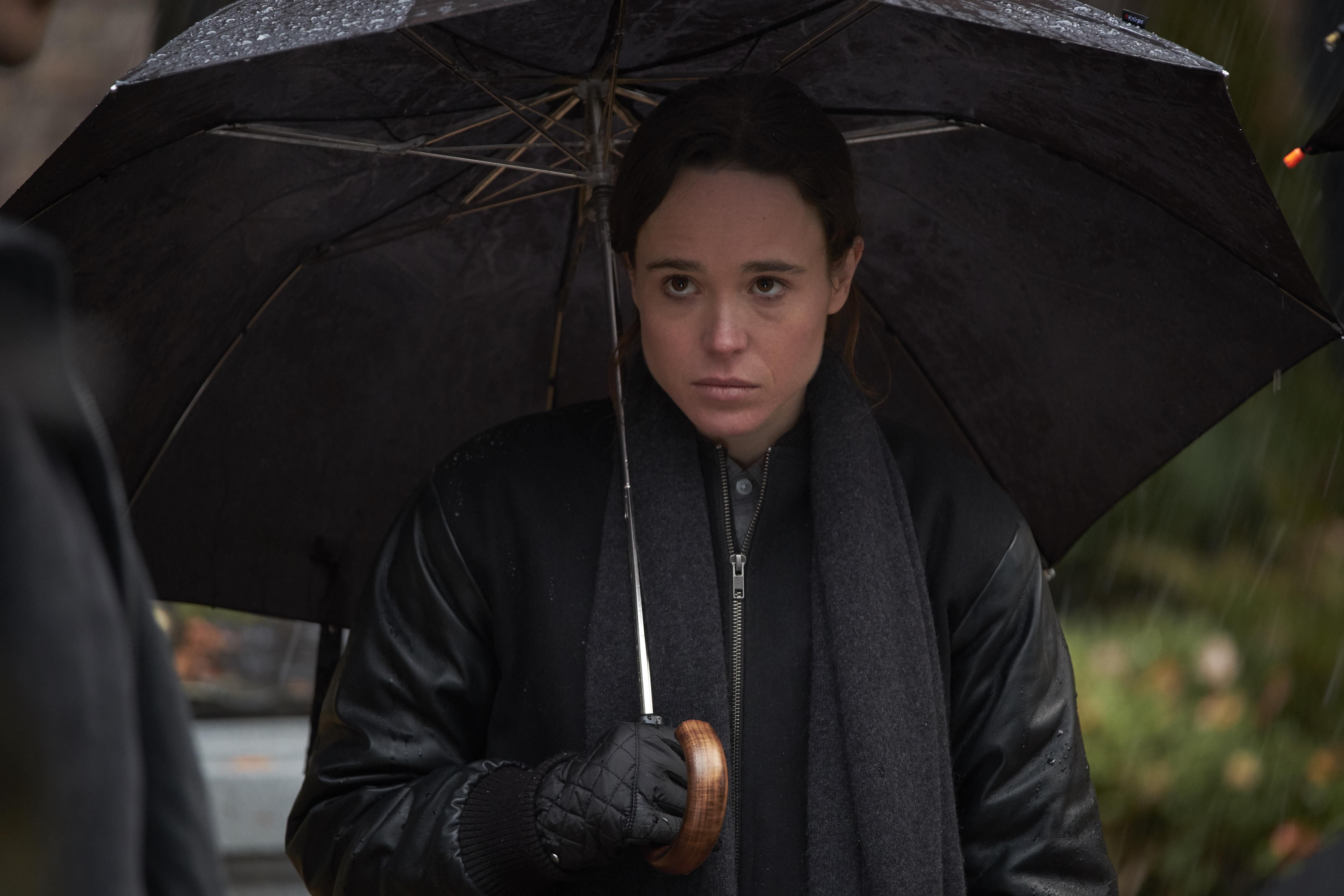 Vanya The Umbrella Academy