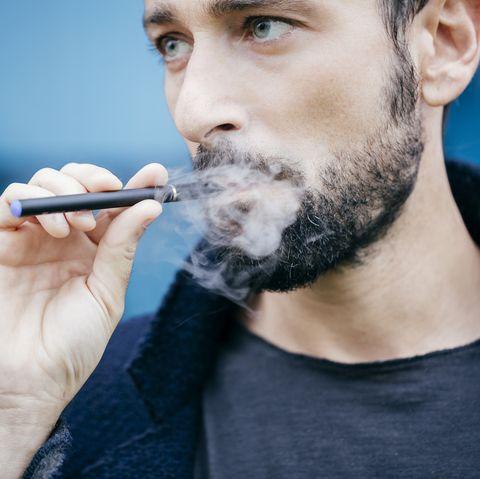Vaping and e-cigarette