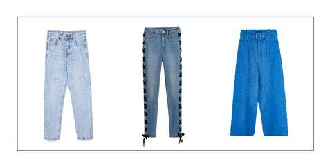 Denim, Jeans, Clothing, Blue, Textile, Trousers, Pocket, Active pants,