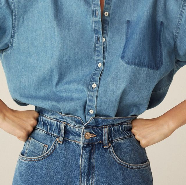 5 vaqueros de cintura elástica de mango outlet que estilizan