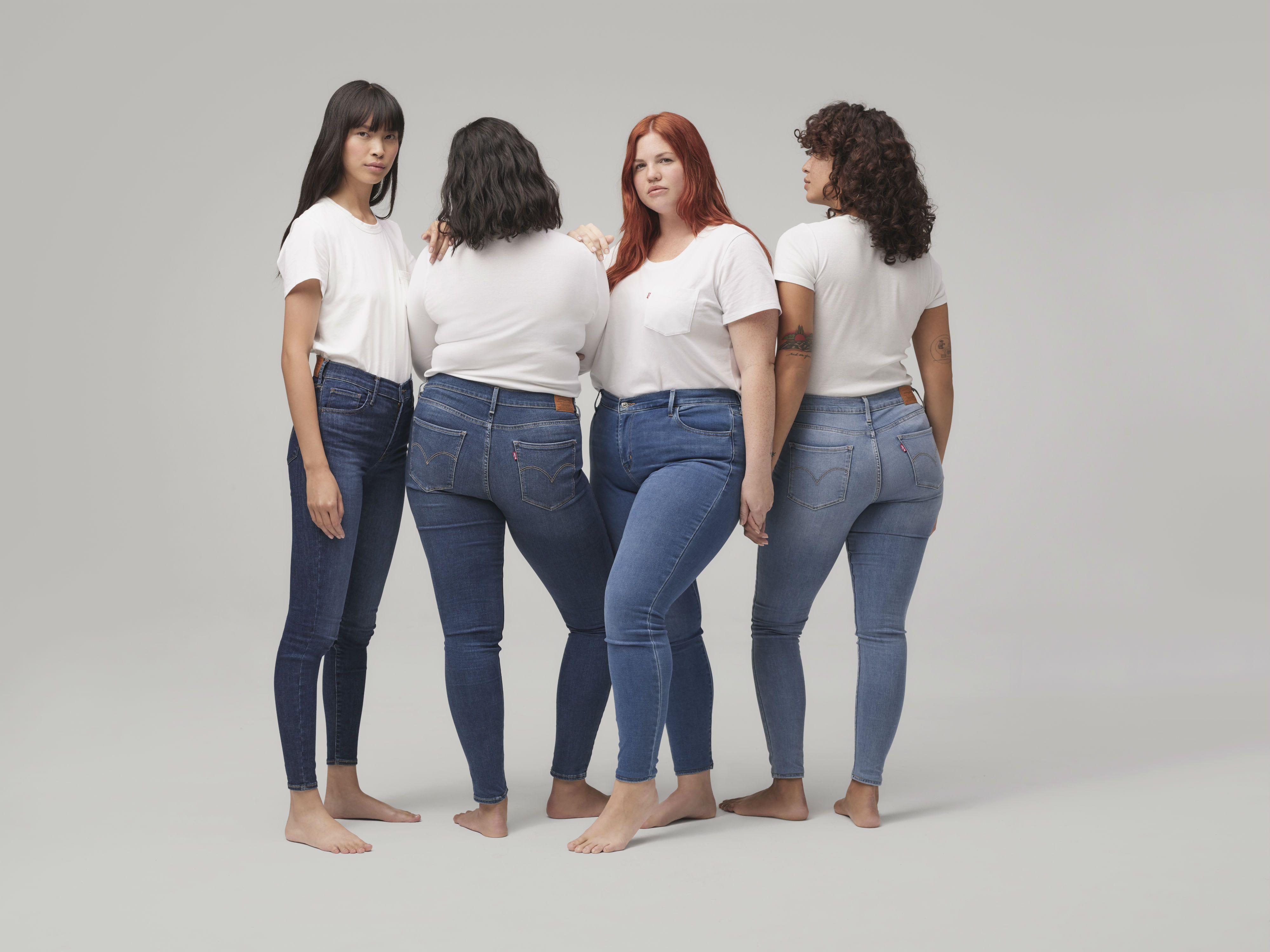 Estos Pantalones Vaqueros De Levi S Favorecen Tus Curvas