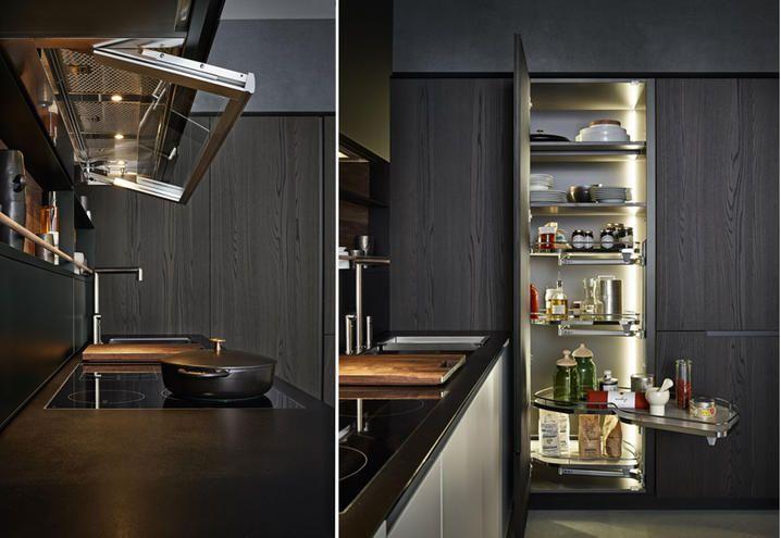 Phoenix la cucina di design per case dallo stile for Piani letto stile shaker
