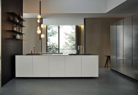 Phoenix, la cucina di design per case dallo stile contemporaneo
