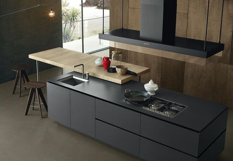 Modernity And Minimalism The Strengths Of The Kitchens By Varenna