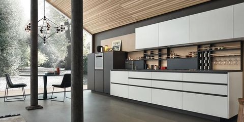 The kitchen area: new lifestyles and new trends