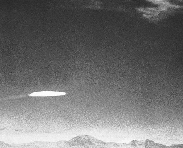 ufo flying over new mexico