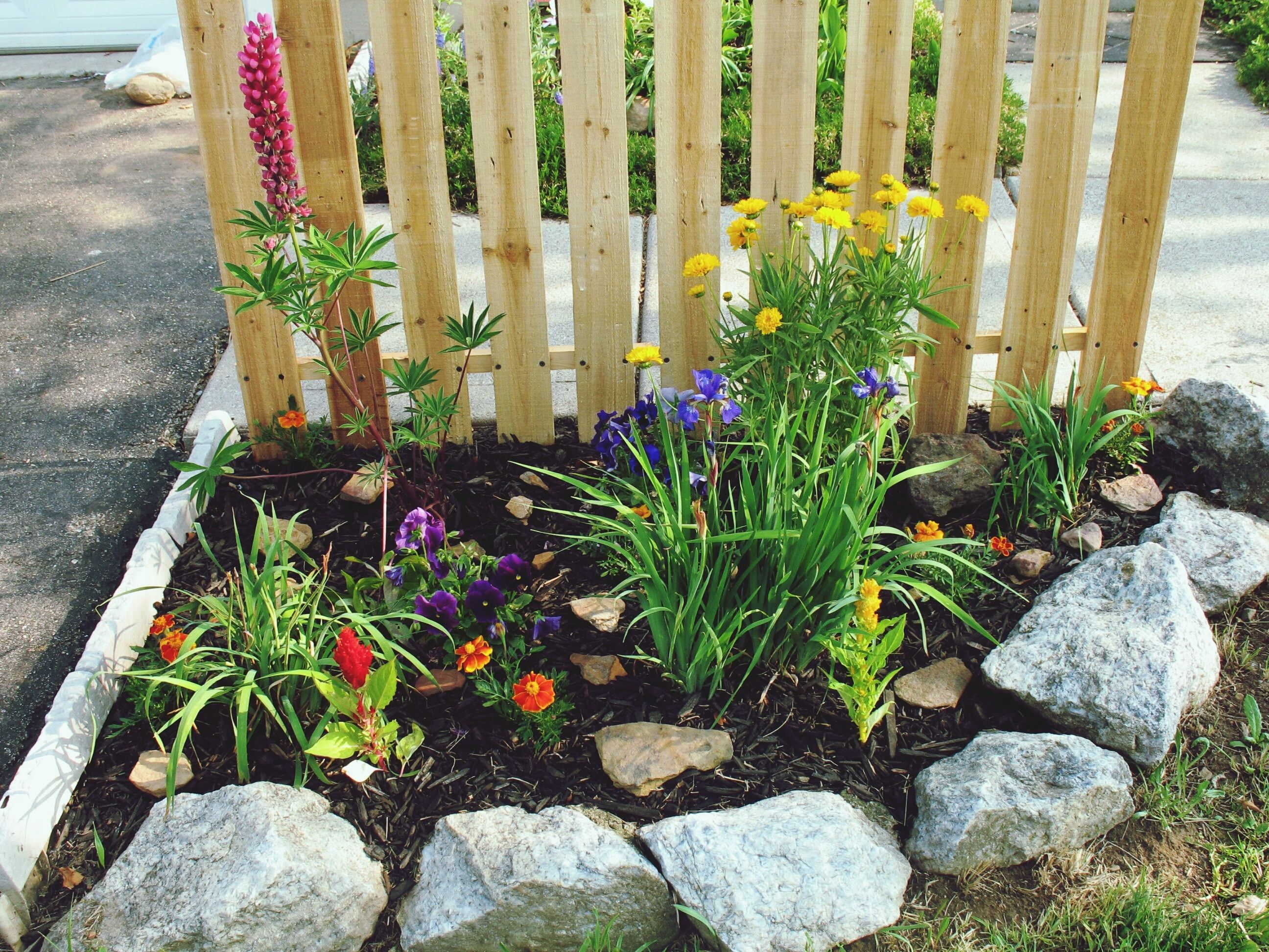 10 Practical and Pretty Garden Fence Ideas - Best Materials to