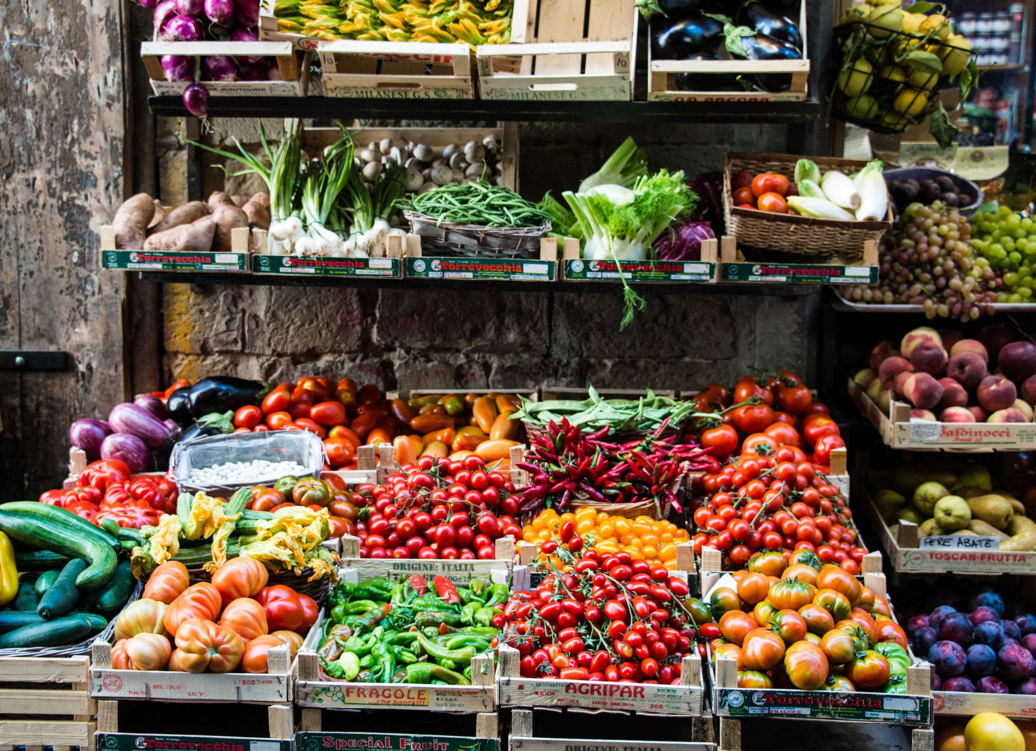 Betere 3 redenen om meer seizoensgroente te eten NJ-18
