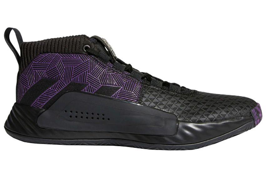 Adidas x Marvel Dame 5 'Black Panther'