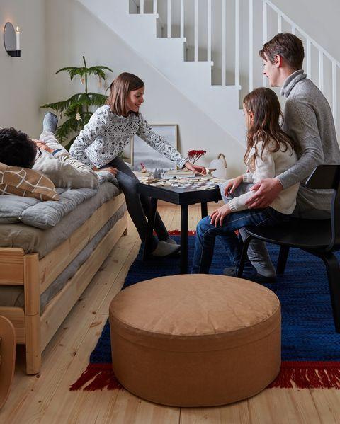 Puf VÄRMER de IKEA