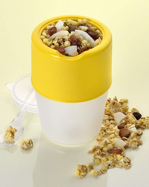 Vaso para Yogur y cereales