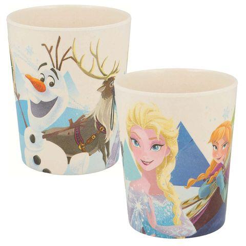vasos de bambú de frozen