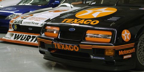 Land vehicle, Vehicle, Car, Coupé, Race car, Group A, Group b, Classic car, Ford sierra rs cosworth, Ford,