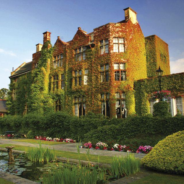 best historic hotels england