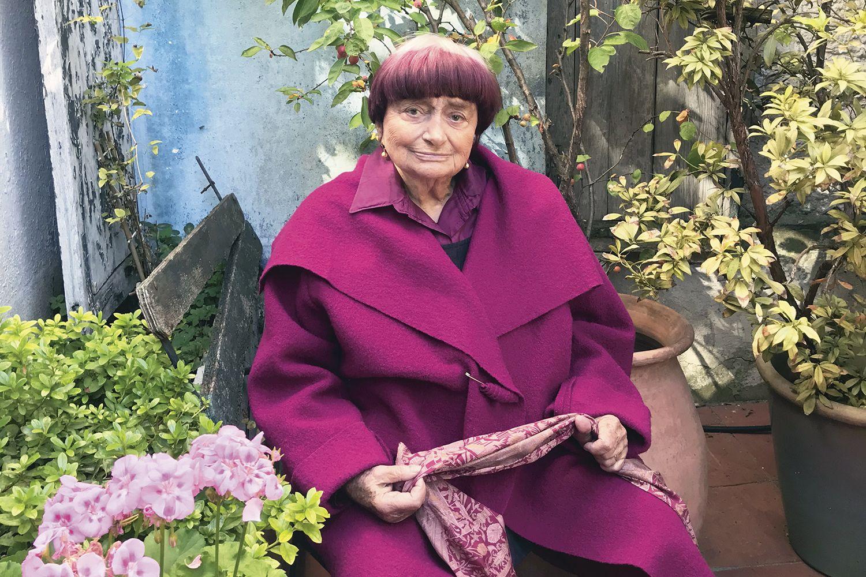 Agnès Varda wistfully revisits her joyful cinema for her final film